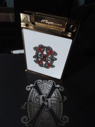 S.T. Dupont 2006 Opus X Table Lighter new in the original box