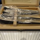 Laguiole  Cheese & Butter Spreaders in Polished Stainless Steel   new in box