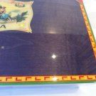 Elie Bleu Flor de Alba Purple Violet  Humidor  110 Count NIB