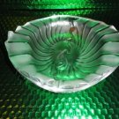 Lalique Frosted Glass Nancy Cendrier Bowl Ashtray