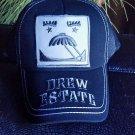 DREW ESTATE  Mr. Drew Face Trucker Mesh Snapback OSFM Cap Hat