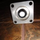 """Stainless Steering Column for hydraulic steering system 5.5"""" Long"""
