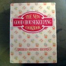 The New Good Housekeeping Cookbook Vintage 1986 First Edition HB with DC Hearst Books