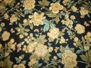 Memoirs of a Geisha ( 03528)  Cotton Fabric  from Benartex 1 yd