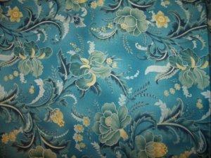 Janelle -Fernadale  cotton Fabric  from Benartex 1 yd