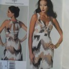Vogue  Dress Pattern V1286 -New Size 6,8,10,12,14