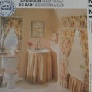 McCall's Home Decor Bathroom Essentials Pattern New,2721