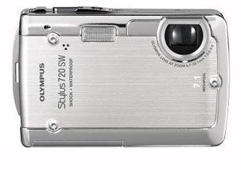 Olympus Stylus 720 SW 7.1 Megapixel Digital Camera