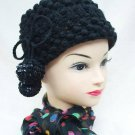 Vintage Crocheted Cloche Hat Circa 1960s