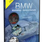 BMW 330d E93 (M57T2) CONVER 2006-2008 Service Workshop Repair Manual