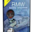 BMW 520i E34 (M50) SAL 1989-1997 Service Workshop Repair Manual