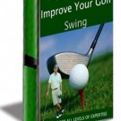 TOP 10 WAYS TO IMPROVE YOUR GOLF SWING eBook