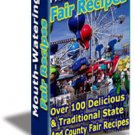 100+ DELICIOUS COUNTY FAIR RECIPES eBook