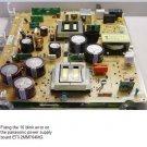 Panasonic 10 Blinks red light of Death