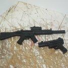 """Skull's"" soldier's gun set 1:12"