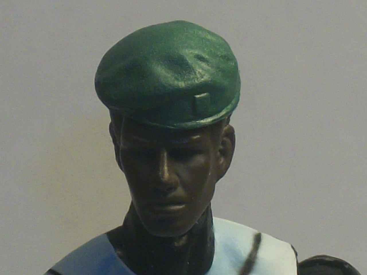 military baret