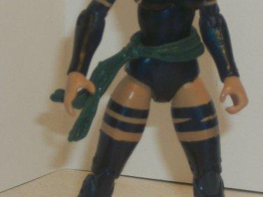 Female Ninja sash 2