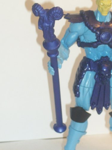 Ram skull staff