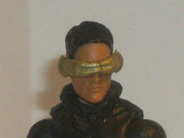 One eye's visor