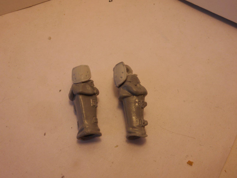 Ninja armor lower legs