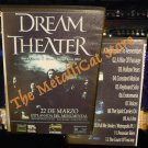 DREAM THEATER Concert in Lima 2010 DVD PROGRESSIVE METAL