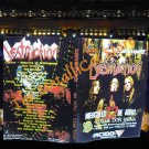 DESTRUCTION Concert in Lima 2006 DVD THRASH METAL