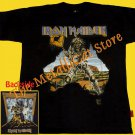 T-SHIRT IRON MAIDEN Australia Tour HEAVY METAL CD SIZE S