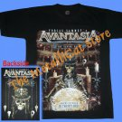 T-SHIRT AVANTASIA The Flying Opera SYMPHONIC METAL CD SIZE L