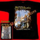 T-SHIRT AVANTASIA The Metal Opera Part 2 SYMPHONIC METAL CD SIZE S