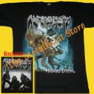 T-SHIRT AUTOPSY Macabre Eternal CD SIZE L DEATH METAL