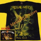 T-SHIRT HELLOWEEN Mrs God POWER METAL CD SIZE S