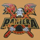 PANTERA Cowboys from Hell EMBROIDERED SMALL PATCH HEAVY METAL CD