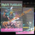 IRON MAIDEN Somewhere Back in Time - Concert in Lima 2009 2-DVD Set