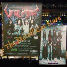 VIOLATOR Concert in Lima 2010 DVD THRASH METAL