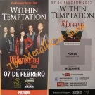 WITHIN TEMPTATION Concert in Lima 2012 DVD SYMPHONIC METAL