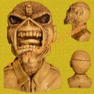 IRON MAIDEN The Trooper 2 BUST STATUE SCULPTURE