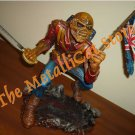 IRON MAIDEN The Trooper BIG STATUE BUST SCULPTURE