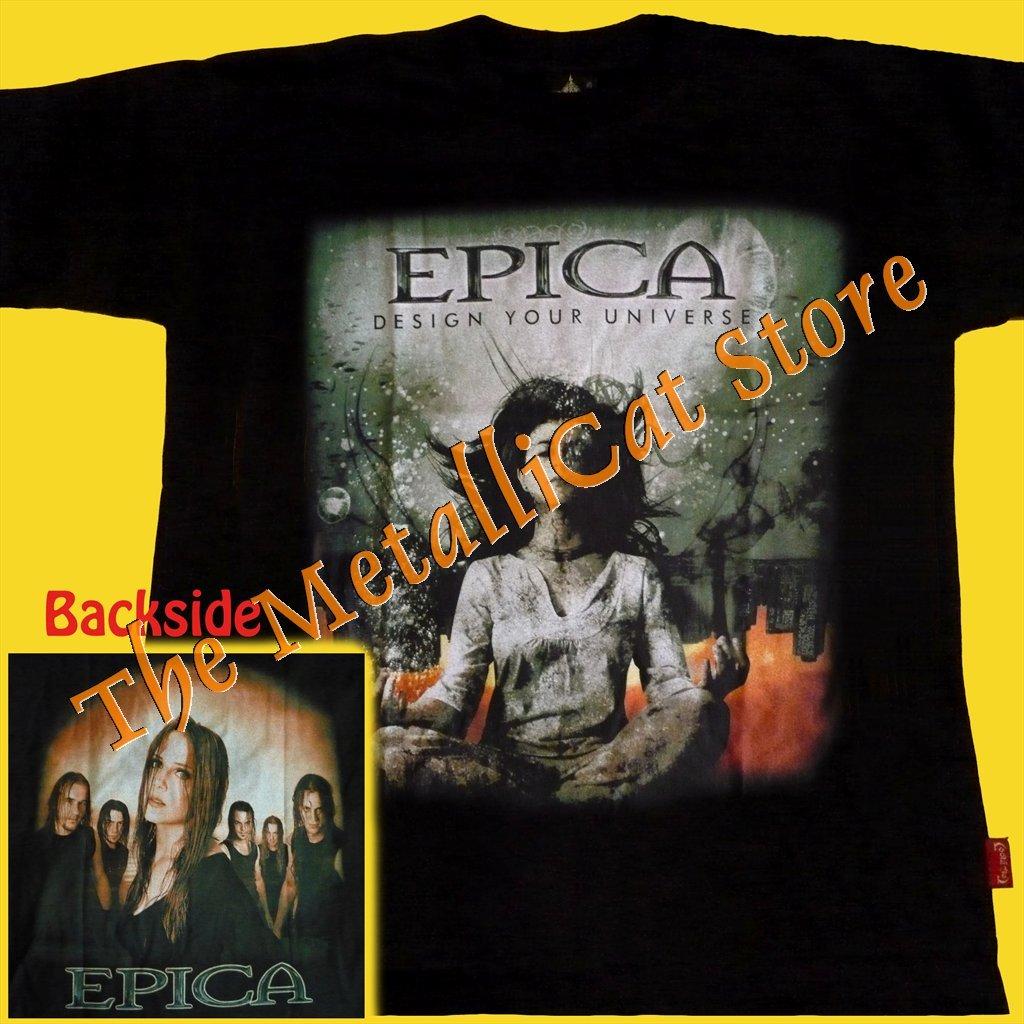 Epica Design Your Universe Shirt