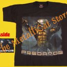 T-SHIRT PREDATOR CD DVD SIZE L