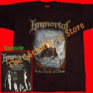 T-SHIRT IMMORTAL At the Heart of Winter CD SIZE XXL
