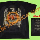 T-SHIRT SLAYER Eagle Logo DS CD SIZE XXL