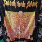 BLACK SABBATH Sabbath Bloody Sabbath FLAG CLOTH POSTER WALL TAPESTRY BANNER CD