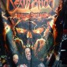 DESTRUCTION Under Attack FLAG CLOTH POSTER TAPESTRY BANNER CD THRASH METAL