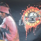 GUNS N' ROSES Axel Rose 3 FLAG BANNER CLOTH POSTER WALL TAPESTRY CD Lies METAL