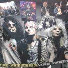 GUNS N' ROSES Not in this Lifetime Tour 2016 Lima Peru FLAG BANNER CLOTH POSTER