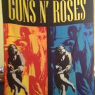 GUNS N' ROSES Use Your Illusion 1 2 FLAG BANNER CLOTH POSTER WALL TAPESTRY CD