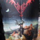 MORTEM Demon Tales -Witches' Sabbath Goya FLAG CLOTH POSTER TAPESTRY Death Metal