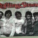ROLLING STONES Forty Licks FLAG CLOTH POSTER WALL TAPESTRY BANNER Jagger CD