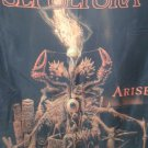SEPULTURA Arise FLAG CLOTH POSTER WALL TAPESTRY BANNER CD Thrash Metal