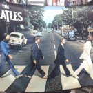 THE BEATLES Abbey Road FLAG CLOTH POSTER WALL TAPESTRY BANNER CD LP